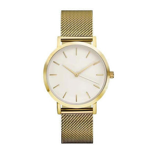 RESPIER - STAINLESS STEEL QUARTZ WATCH-Alpha Manchester