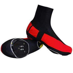 SIILENYOND HIGH PERFORMANCE CYCLING OVERSHOE - Big Red