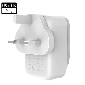 TOPK® 4-PORT USB CHARGER-Alpha Manchester
