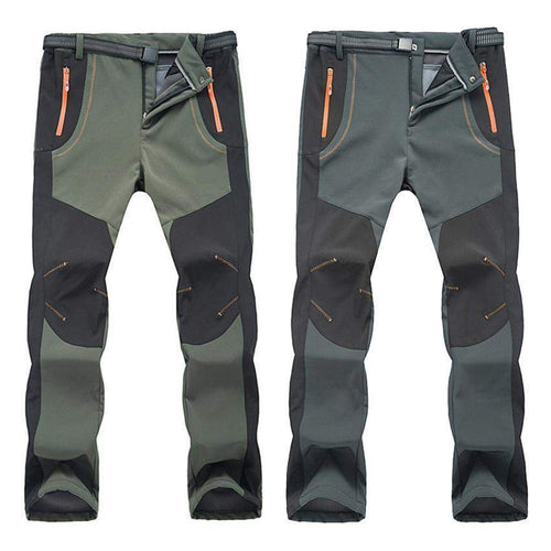 WATERPROOF OUTDOOR THERMAL PANTS-Alpha Manchester