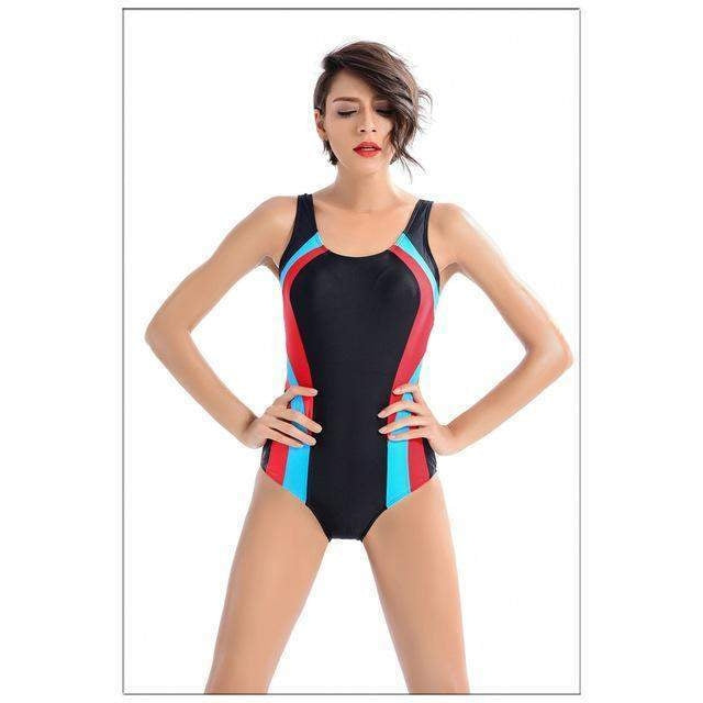 WOMEN'S SWIMMING SUIT-Alpha Manchester