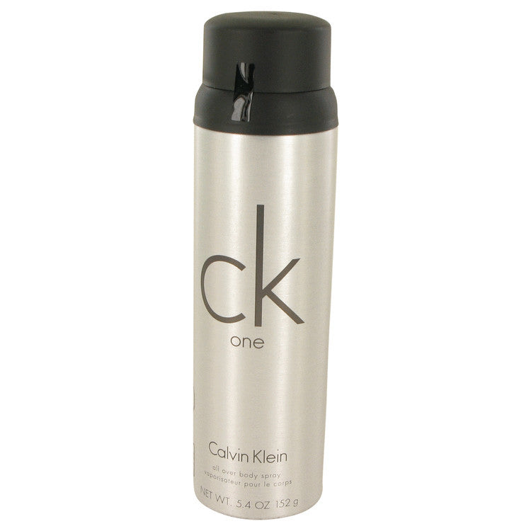 CK One Cologne By Calvin Klein Body Spray (Unisex) For Men