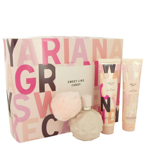 Sweet Like Candy Perfume By Ariana Grande Gift Set For Women