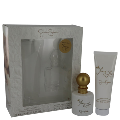 Fancy Love Perfume By Jessica Simpson Gift Set For Women