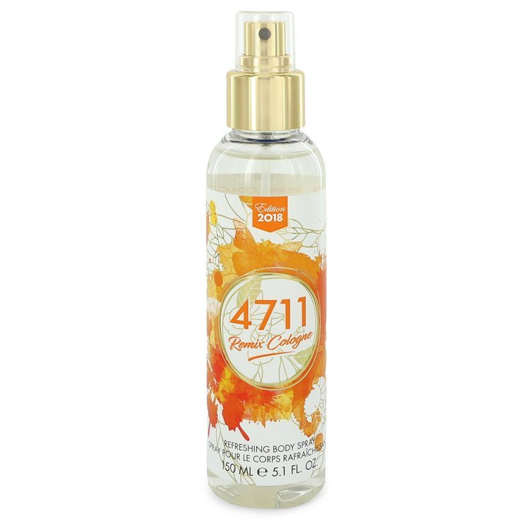 4711 Remix Cologne By 4711 Body Spray (Unisex 2018) For Men