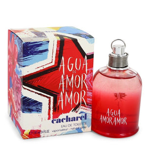 Agua De Amor Amor Perfume By Cacharel Eau De Toilette Spray For Women