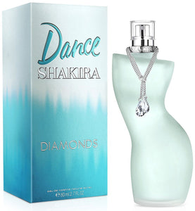 Shakira Dance Diamonds Perfume By Shakira Eau De Toilette Spray For Women