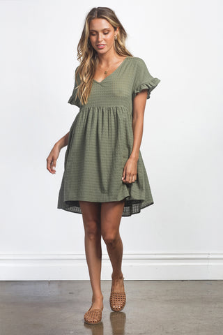 ZOEY DRESS - BLACK