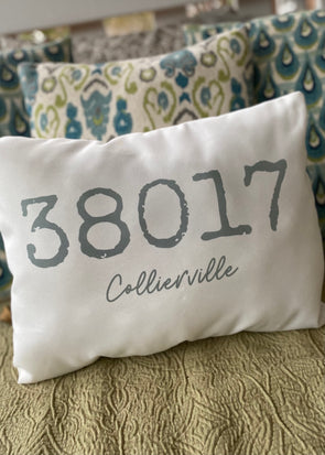 38017 Collierville Pillow