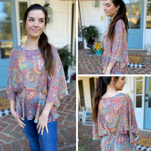 Forever Yours Top/Blouse