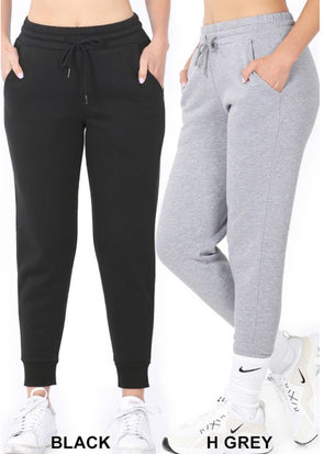 Everyday Sweatpant Joggers - Heather Grey