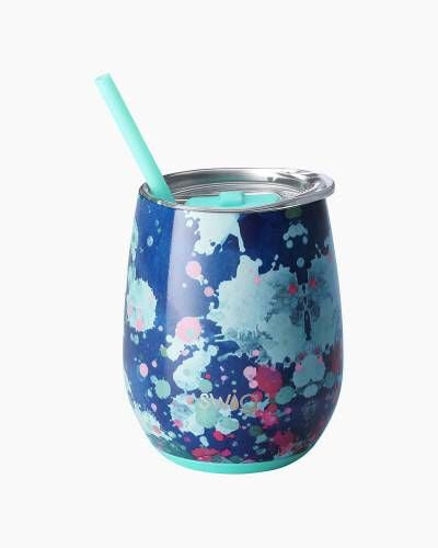 Swig 14oz Stemless Wine Cup-Artist Speckle - Monograms By Kim Boutique & Gifts