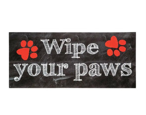 Wipe Your Paws Sassafras Switch Mat