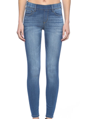 Cello Medium Wash Skinny Jeans - Monograms By Kim Boutique & Gifts
