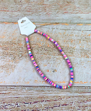 Boho Multi Choker Necklace