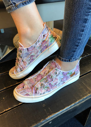 Blowfish Play Grey Superbloom Sneakers - Monograms By Kim Boutique & Gifts