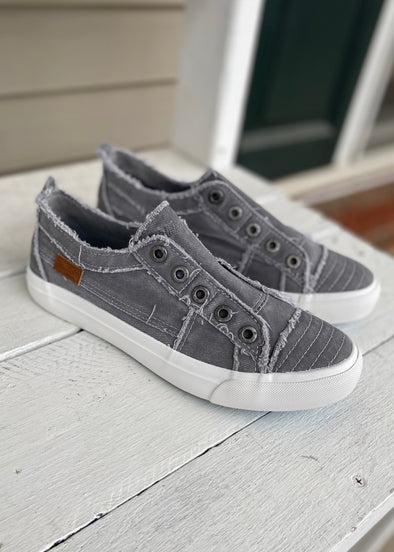 Blowfish Play Sneaker - Light Grey