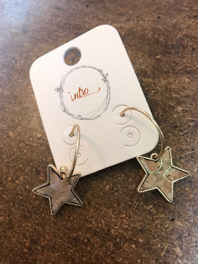 Earrings 103 - Monograms By Kim Boutique & Gifts