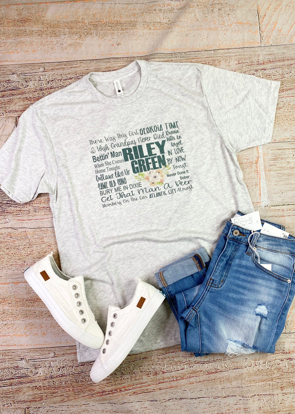 Riley Green Graphic Tee