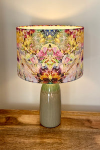 Colourful Floral Lampshade (30cm)