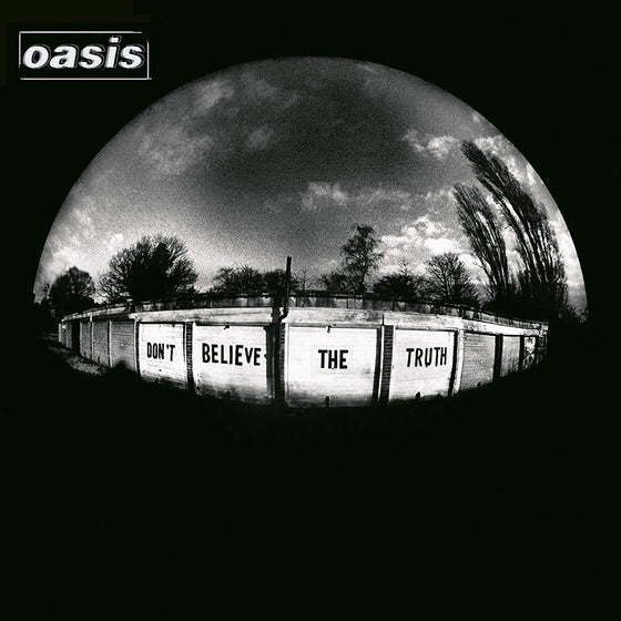 Oasis ‎– Don't Believe The Truth