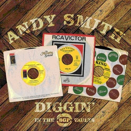 Various - Andy Smith: Diggin' In The BGP Vaults