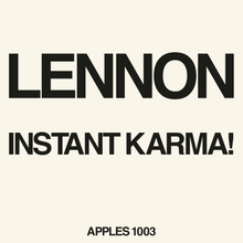 John Lennon – Instant Karma! (2020 Ultimate Mixes)