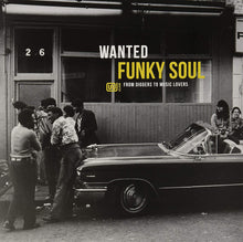 Various - Wanted - Funky Soul