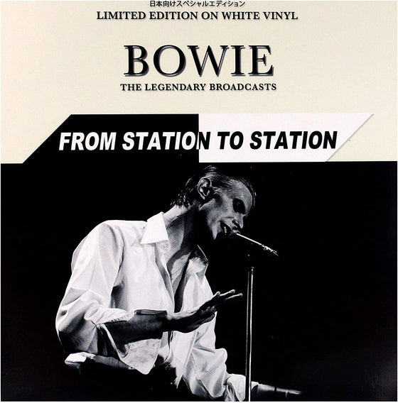 David Bowie - From Station To Station