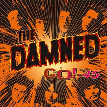 The Damned - Go! - 45