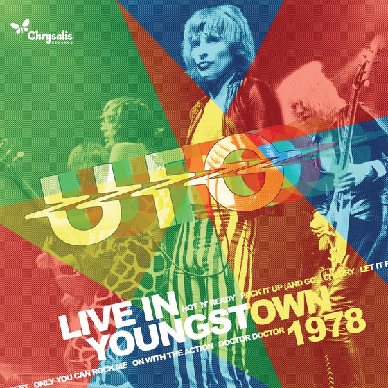 UFO - Live in Youngstown '78