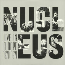 Nucleus ‎– Live In Europe 1970-1971