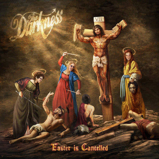 The Darkness ‎– Easter Is Cancelled