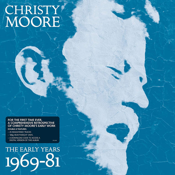 Christy Moore - arly Years 1969-1981