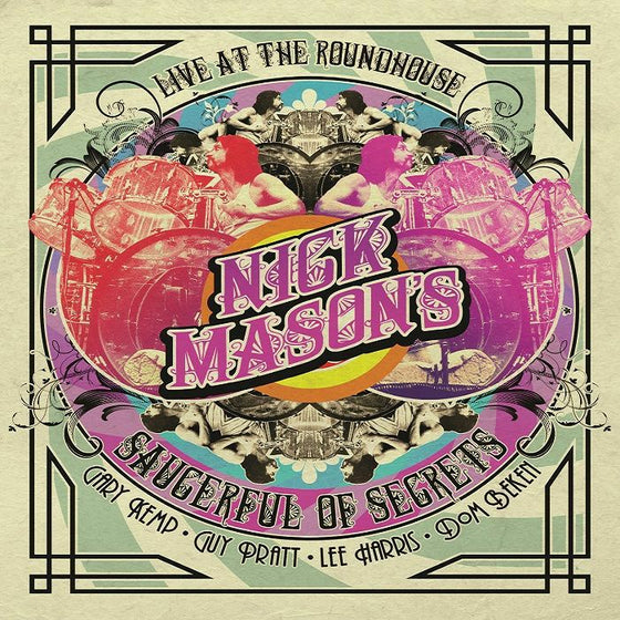 Nick Masons Saucerful of Secrets - Live at the Roundhouse