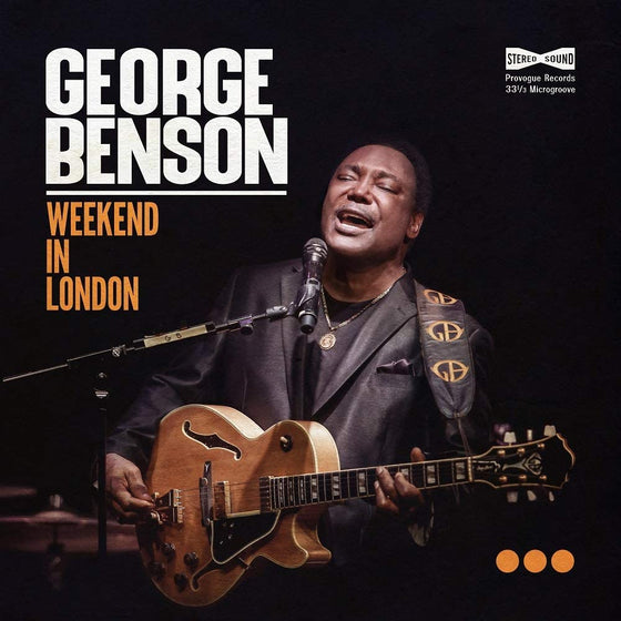 George Benson - Weekend in London