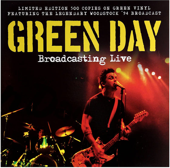Green Day - Broadcasting Live