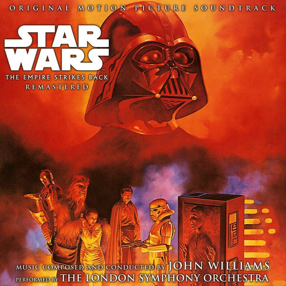 John Williams - Star Wars: The Empire Strikes Back Remastered