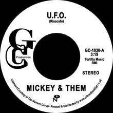 Mickey & Them - UFO/Hey Brother Man