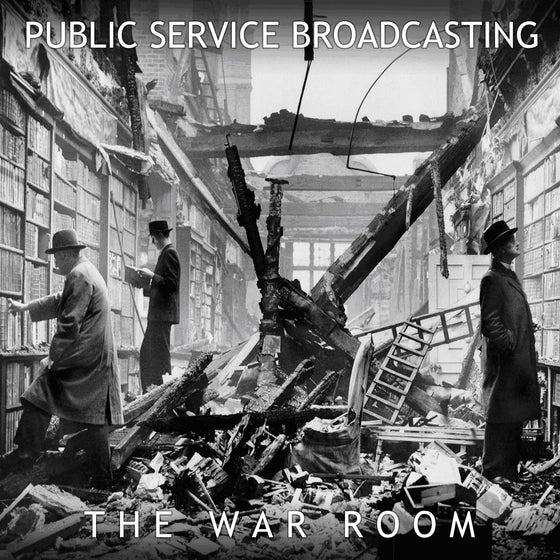 Public Service Broadcasting ‎– The War Room