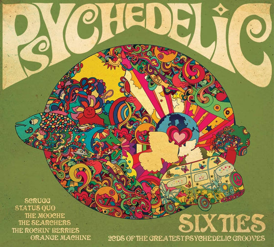 Various - Psychedelic Sixties