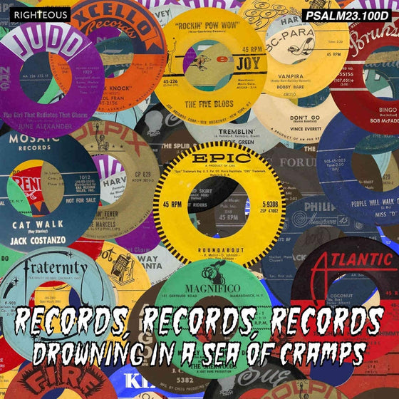 Various - Records, Records, Records