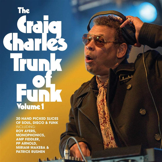 Various - The Craig Charles Trunk Of Funk: Volume 1
