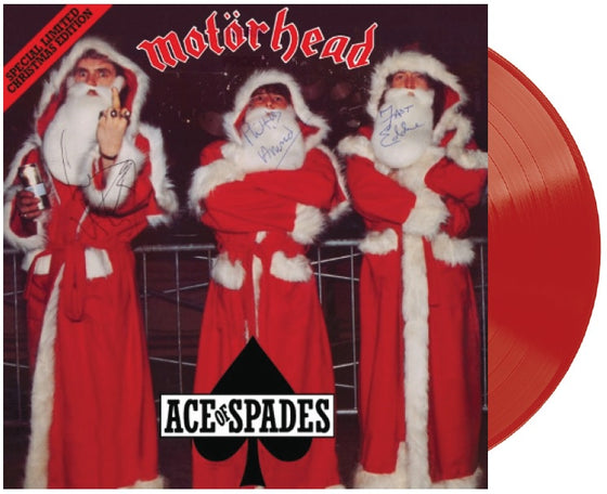 Motörhead – Ace of Spades  + Xmas Decoration