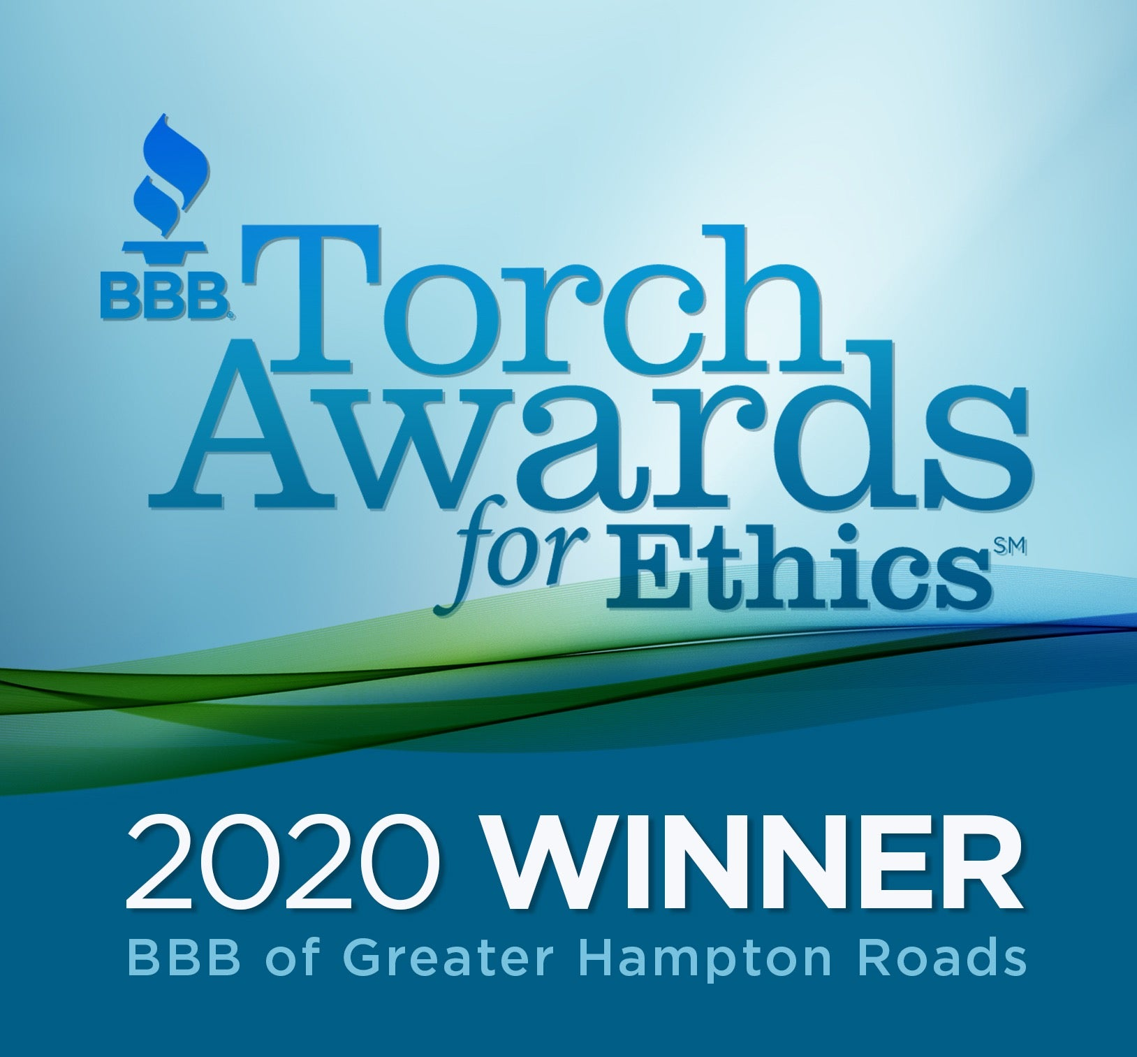 Nasoni Wins Torch Award for Ethics from the Better Business Bureau