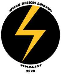 Nasoni is a finalist for the Spark Design Award