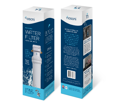 Nasoni Under sink water filters make clean water available right from the bathroom fountain faucet; no more bottled water!