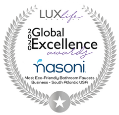 2020 LuxLife Global Excellence Awards: Most Wellness-Conscious Bathroom Product