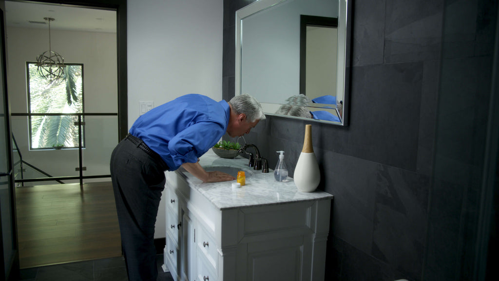 Nasoni bathroom fountain faucets can serve as assistive devices