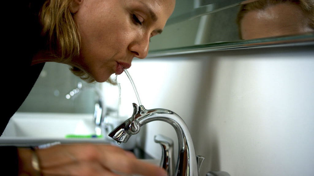 Nasoni Fountain Faucets Can Aid With Hydration in the Elderly